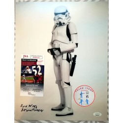 SYD WRAGG STORMTROOPER...