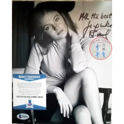 JACQUELINE BISSET SIGNED PHOTO