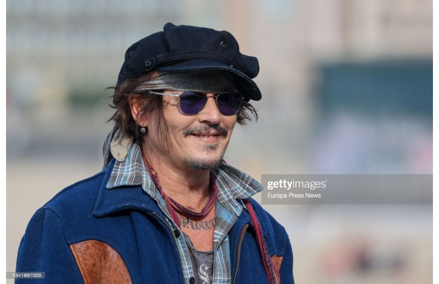 Johnny Depp receives with humility the Donostia Award in San Sebastián: I will always carry it in my memory