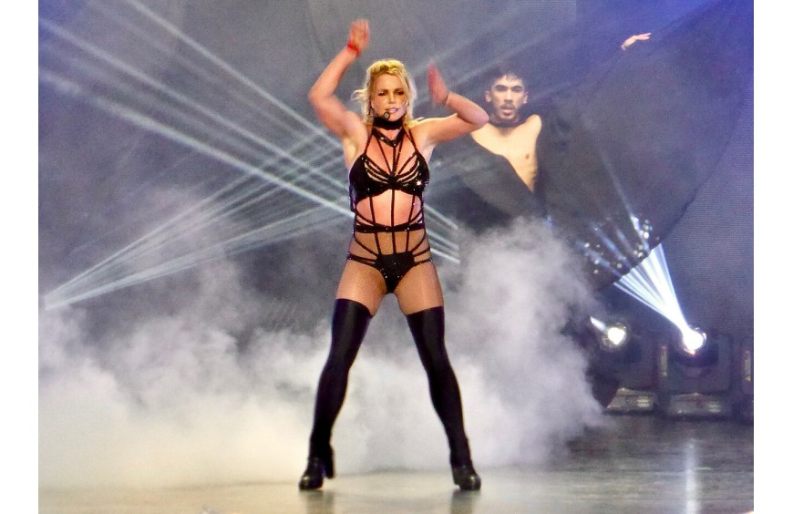 Britney Spears and the Backstreet Boys surprise with an unexpected collaboration