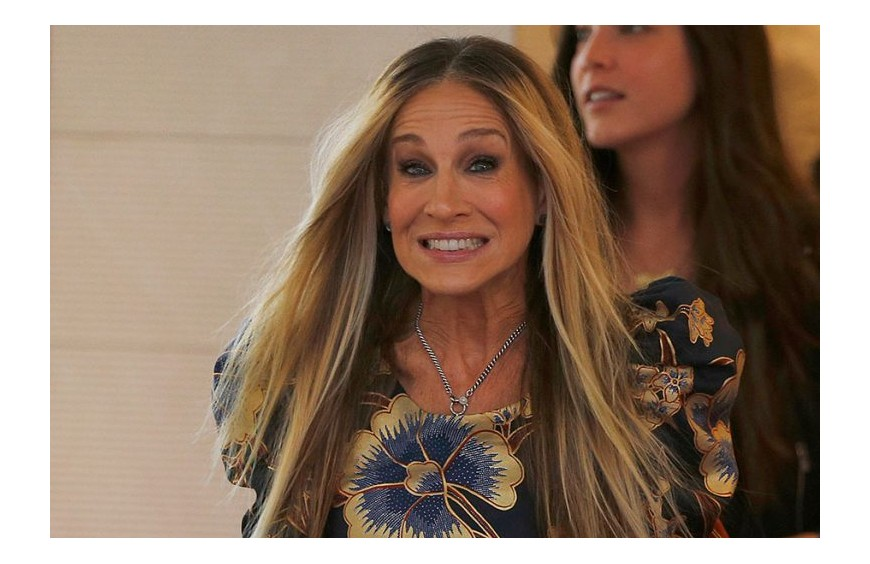 Sarah Jessica Parker, named as guilty of 'Samantha' not in the revival of 'Sex and the City'