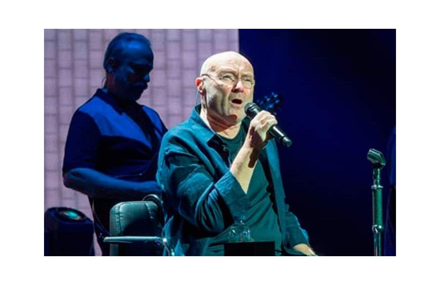 Phil Collins' personal hell on his 70th birthday: his most prized possessions, auctioned