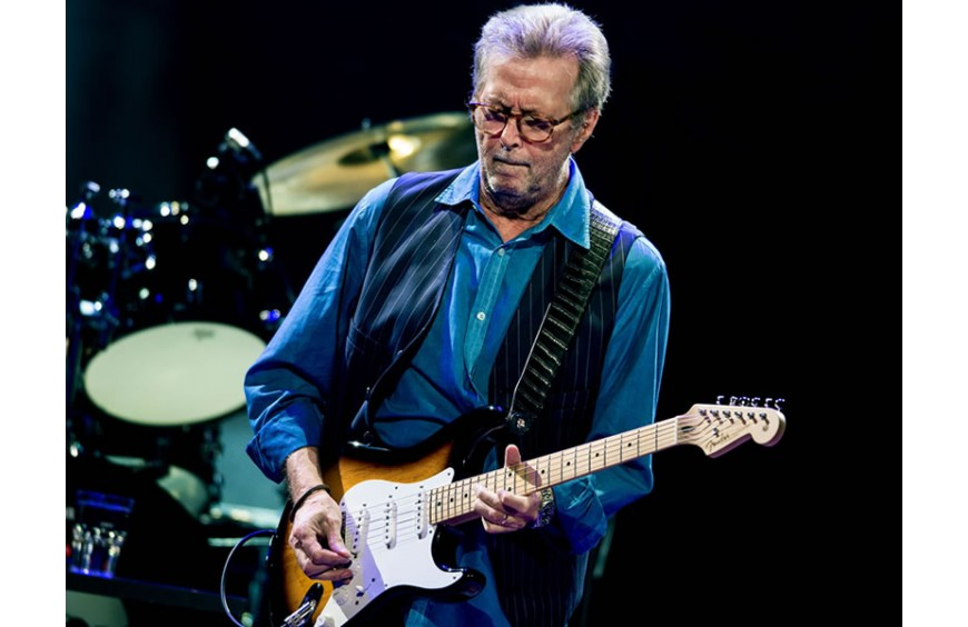 Eric Clapton: 30 years since the tragedy that motivated the most beautiful song in pop