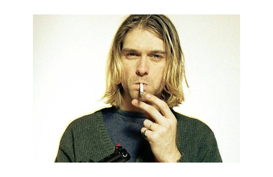 27 years since Kurt Cobain's suicide at 27: poverty, drugs, depression and a cry for help