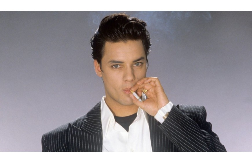 NICK KAMEN DIES AT 59: GOODBYE TO THE SINGER AND LEVI'S MODEL WHO, FOR MADONNA, HAD IT ALL