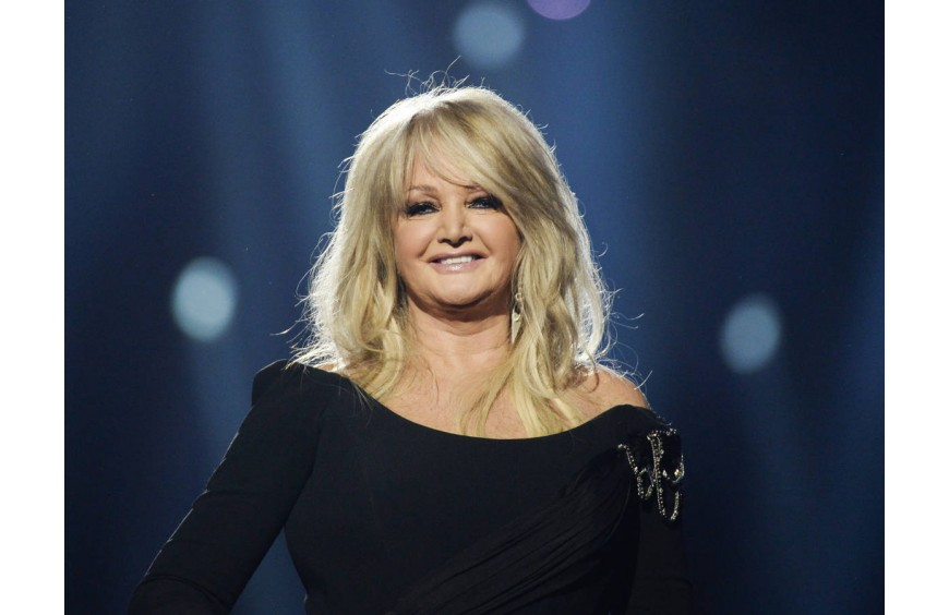 Bonnie Tyler, the icon of the 80s who experienced her own 'total eclipse of the heart'