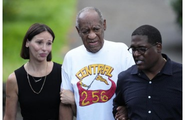 Bill Cosby is released from prison after his sexual abuse conviction is overturned