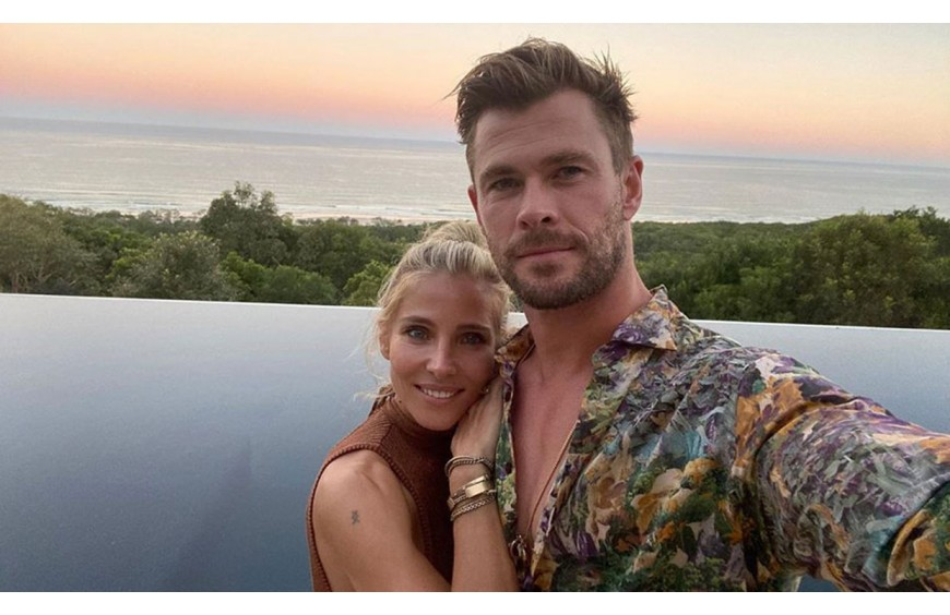 Elsa Pataky and Chris Hemsworth's new big case of 18 million in Byron Bay